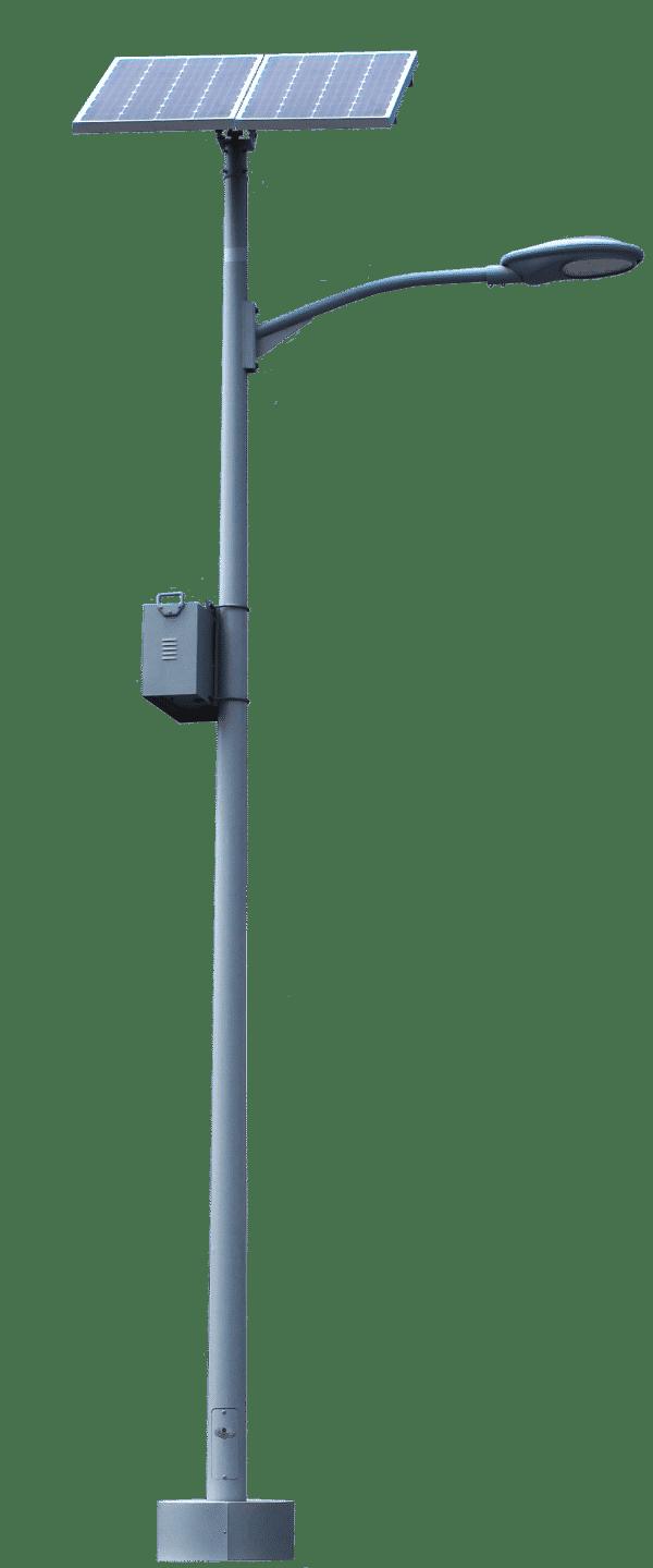 Solar Street Lighting Systems in Turkey