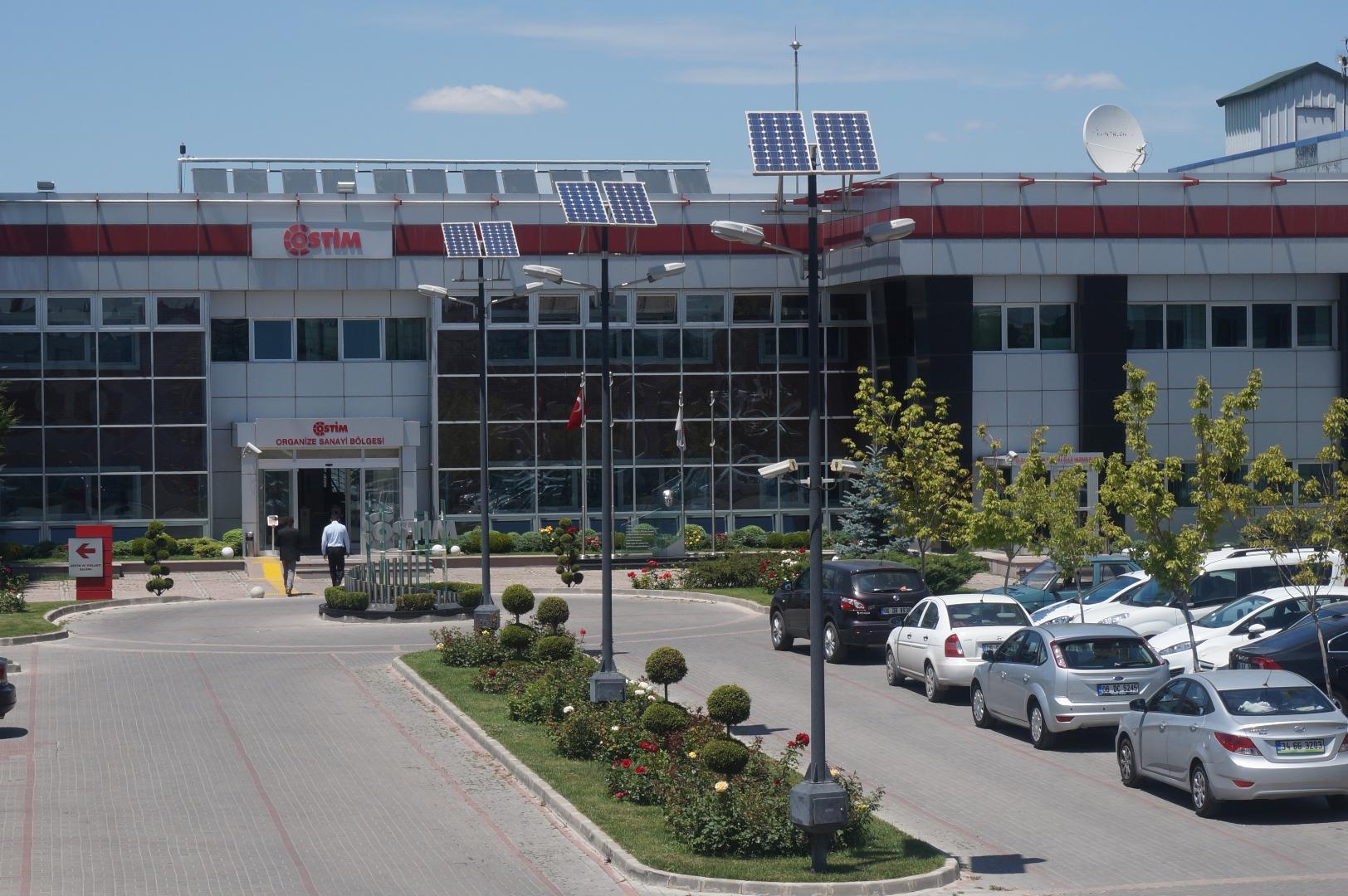 Solar Energy Systems in Turkey