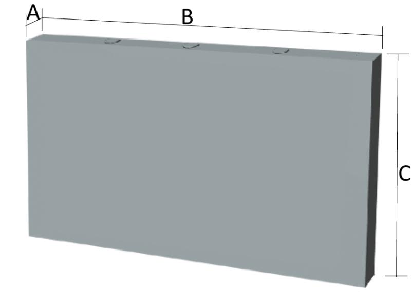 HDPE (Polietilen) Plakalar