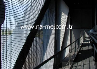Fiberglass Grating Architectural Application