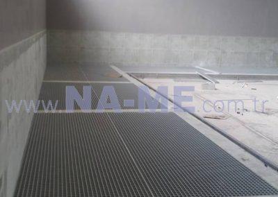 Fiberglass Grating Chemical Facility Platform Application