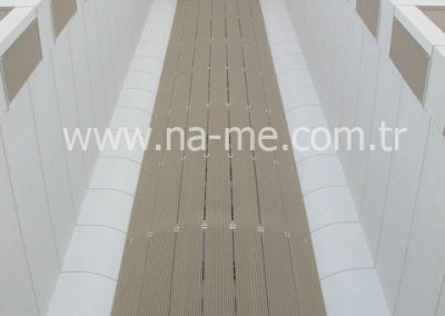 Fiberglass Grating Sample Photo for Architectural