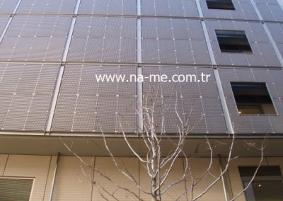 FRP Grating for Architectural Application
