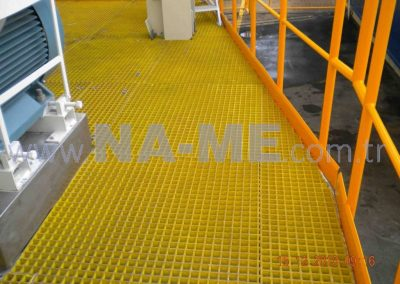 frp-grating-coloful-chemical-plant